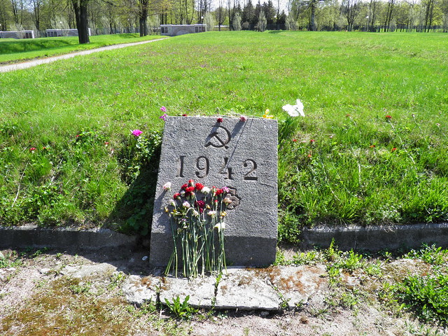 Памятный камень 1942 // Commemorative stone 1942