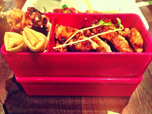 Mr Munchies Chicken Teriyaki Bento Set