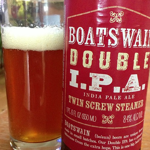Boatswain Double I.P.A.