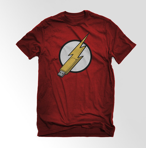 Flash Shirt - Sample