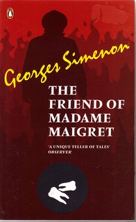 The Friend of Madame Maigret, by Georges Simenon