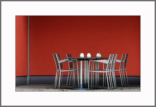 Tisch und Stühle  (Table and chairs)