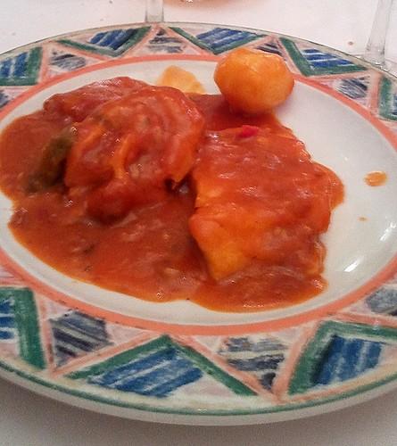 Zaragoza | Restaurante Alberto | Bacalao
