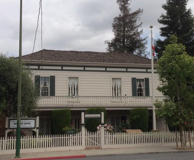 California Historical Marker #898
