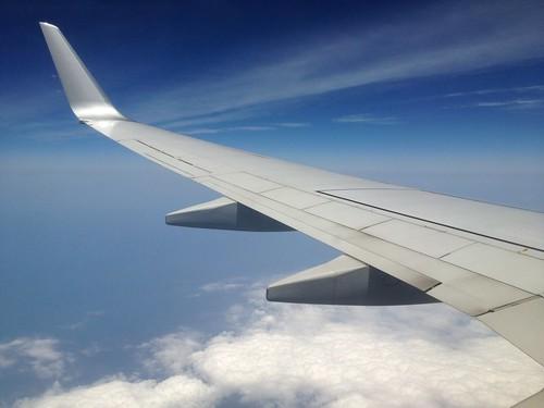 ボーイング737-800で快適な空の旅を by haruhiko_iyota