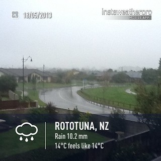#anz23mthings #thing2 #rainy #weather #instaweather #instaweatherpro  #sky #outdoors #nature  #instagood #photooftheday #instamood #picoftheday #instadaily #photo #instacool #instapic #picture #pic @instaweatherpro #place #earth #world #rototuna #newzeala