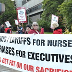 Nurses to Protest Sutter Alta Bates Summit's Latest Cuts