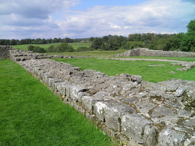 Milecastle 49 (Harrow's Scar), Hadrian's Wall