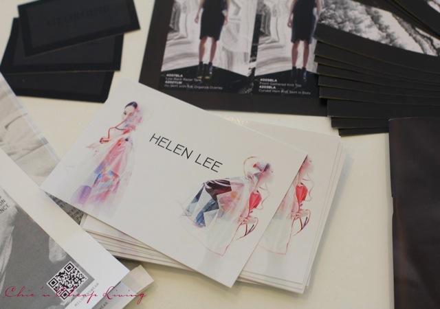 Blueprint designer lookbooks -by Chic n Cheap Living
