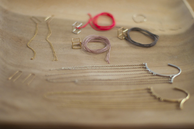 TT by Tanja Ting, Jewellery designer