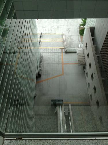 かるぽーと7階 by haruhiko_iyota