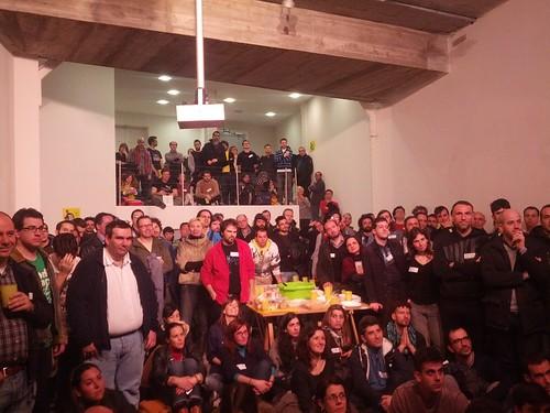 15 de Marzo 2013: Presentación Makespace Madrid