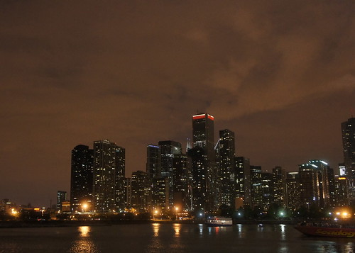 Glowing Chicago