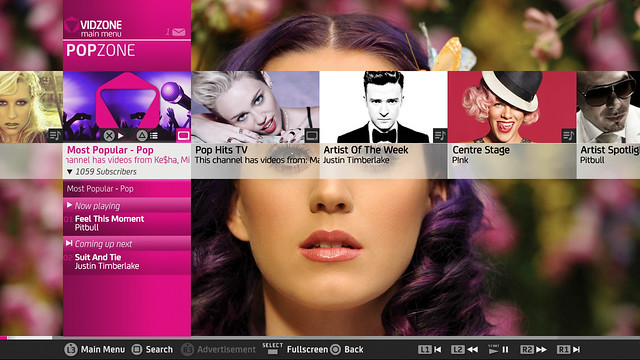 VidZone_Pop Zone Image