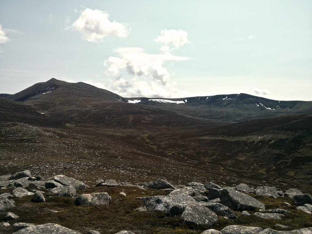 Lochnagar and The Stuic
