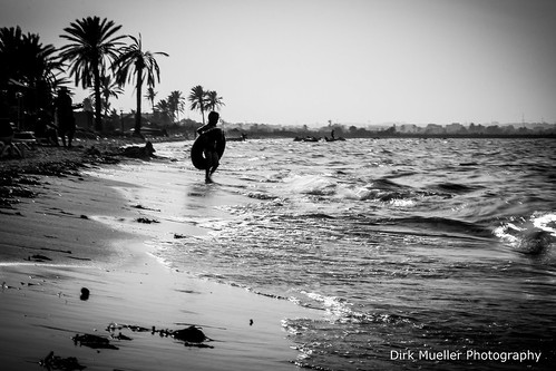 Back from holiday. It was a great time at the beach in Tunesia. by Dirk Mueller Photography