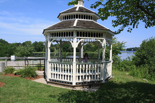 Whitman's pond Gazebo