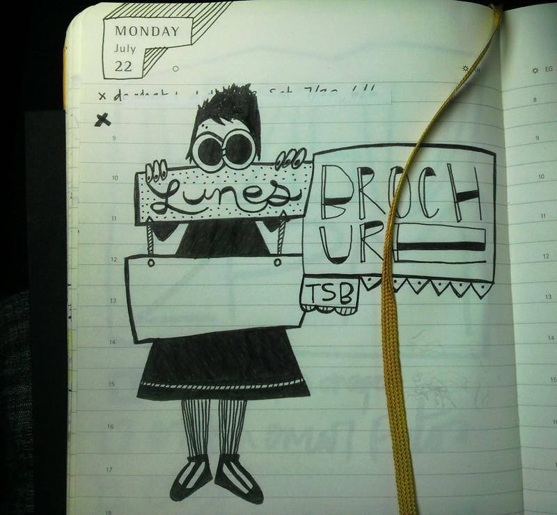 sketch de ayer