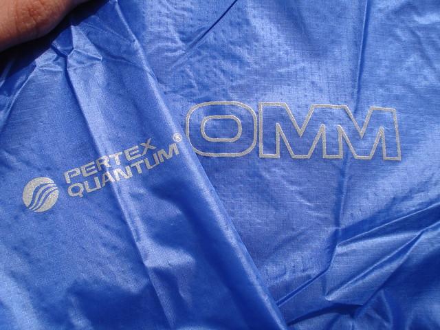 Reflective Pertex branding
