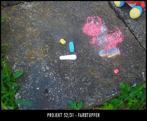 Projekt 52/31 - Farbtupfer