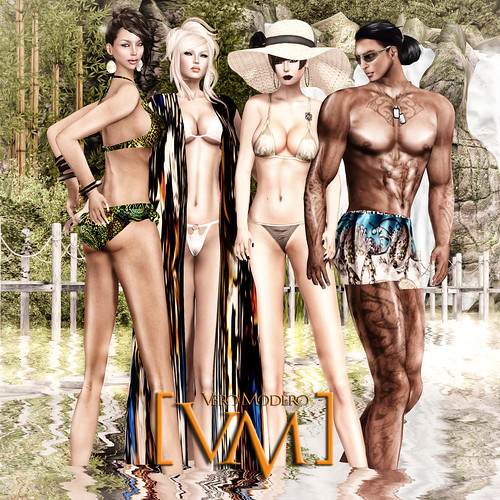 [VM] VERO MODERO Beach Wear 2
