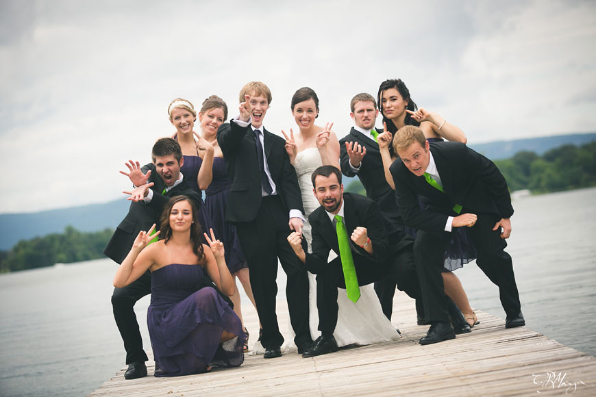 Anime-Wedding-Party