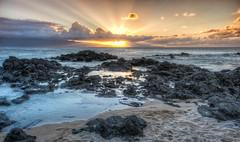 A Warm Maui Sunset