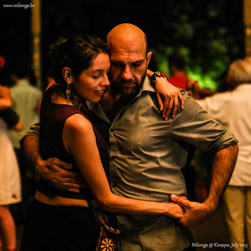 Milonga @ Kiosque, July 2013