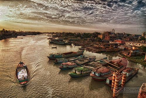 sunset canon dusk dhaka bangladesh hdr hdri chandpur 50d 1585mm blinkagain hdrefex