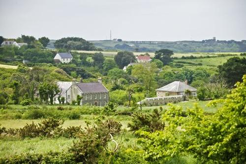 Rural View towards Pleinmont Point