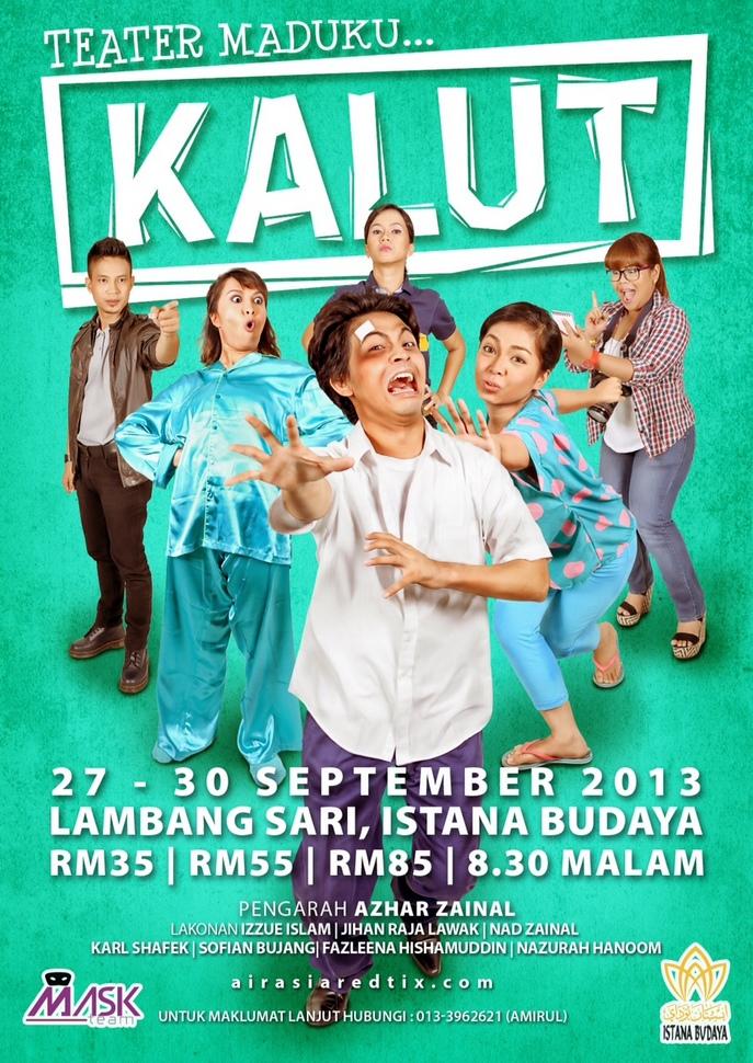 Teater Maduku Kalut