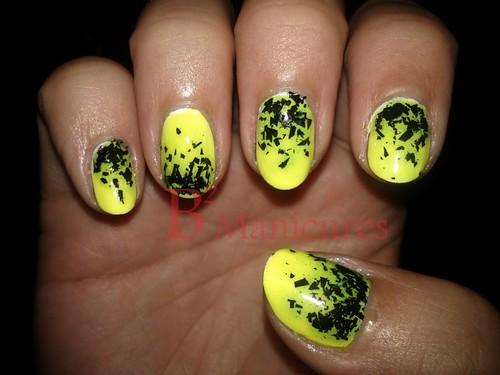 099 Neon Yellow
