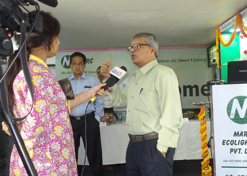 Dr S P Gon Choudhury in the Press Meet at Marc by EventArchitect
