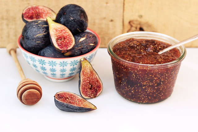 Fig Honey Jam Gluten-free, Sugar-Free | Tasty Yummies
