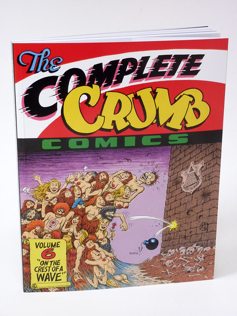 The Complete Crumb Comics Vol. 6