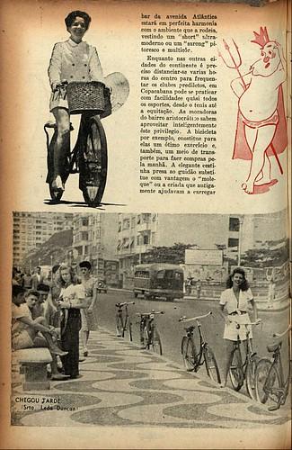 Rio de Janeiro 1940s - Vintage Cycle Chic