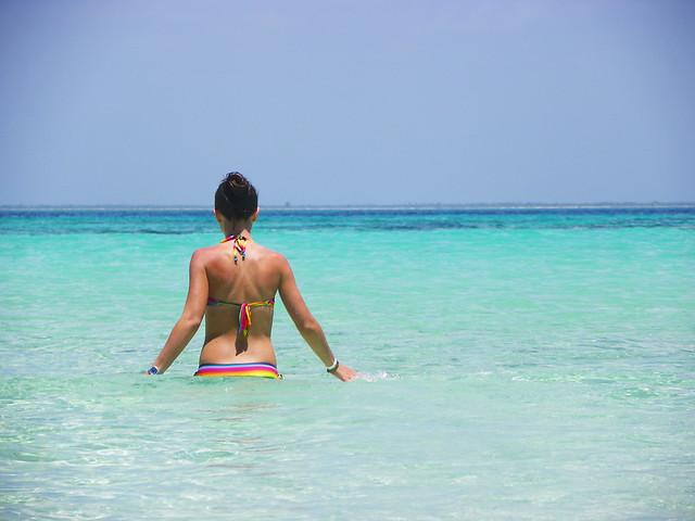 Descubriendo el Mar Caribe y sus colores