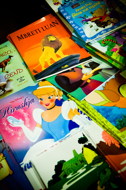Kosovo Basic Education Program Book Fair from Flickr via Wylio