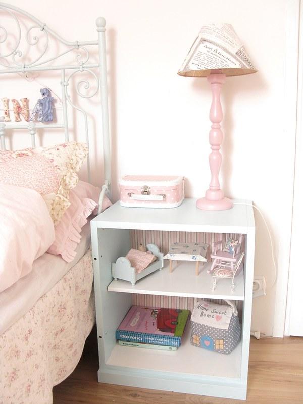 pokój dziecięcy - domek