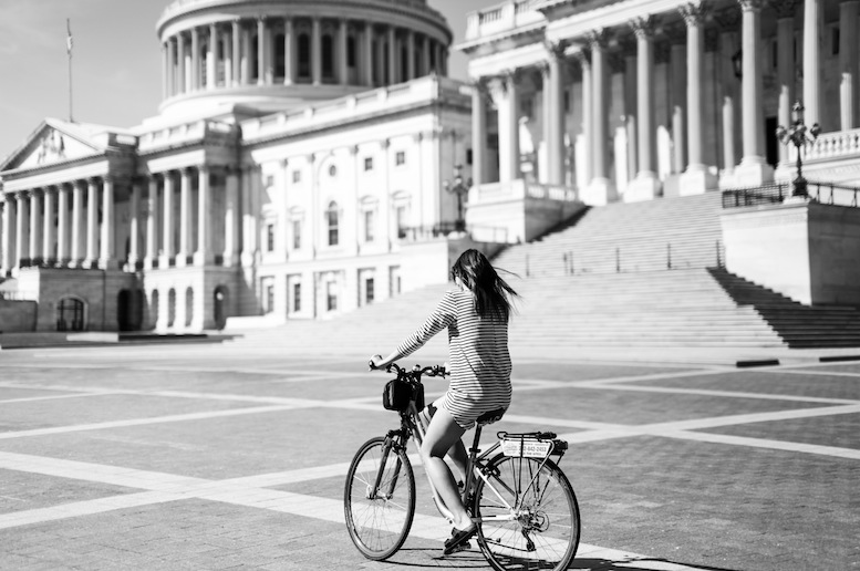 modern-legacy-fashion-blog-blogger-Australian-washington-dc-capitol-hill-bicycle-riding-stripe-Bassike-dress-black-white (1 of 1)