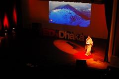 Wasfia Nazreen at TEDxDhaka 2013