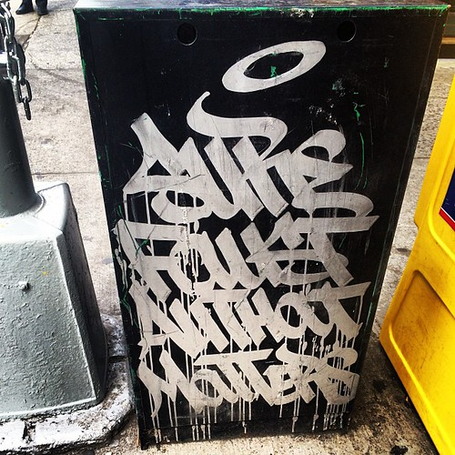 #faust #sure #rip #nyc #graffiti by The Diabolical Flo Night