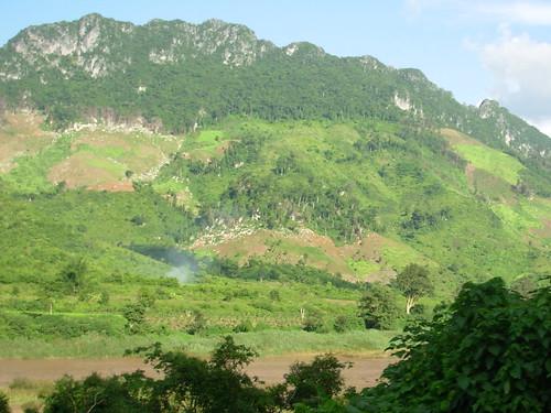 Luang Namtha-Luang Prabang-route (62)