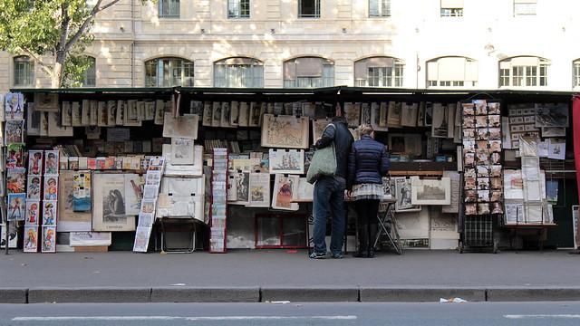 Bookstalls