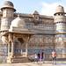 Forteresse -palais Man Mandir palace   Gwalior --India by geolis06