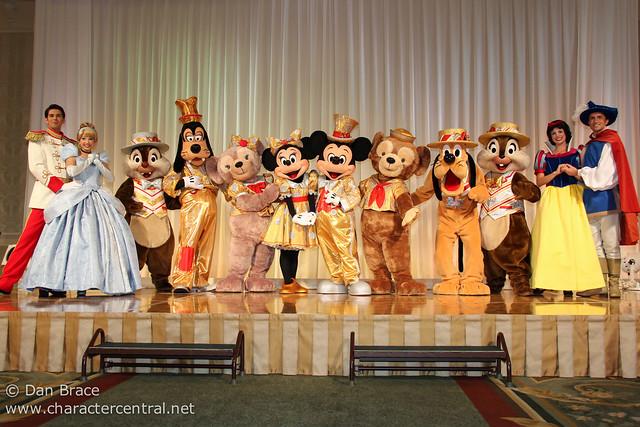 DDE Tokyo Disney Resort Finale Event