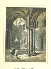 """British Library digitised image from page 37 of """"[Chichester Cathedral.] Ward and Lock's Illustrated Historical Handbook to Chichester Cathedral, etc"""""""