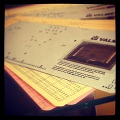 Vanhassa reikäkortissa on immateriaalioikeuslisenssiä mukana @rupriikki