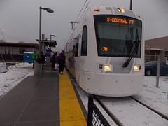 S-Line Streetcar Salt Lake City, Utah