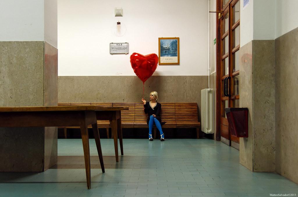 La Sala D Attesa.Sala D Attesa The Waiting Room Matteo Salvador Flickr